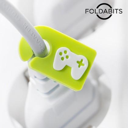 Identificatori Cabluri Foldabits (pachet de 6)