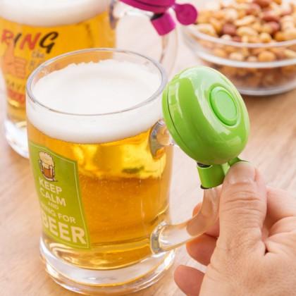Halbă de Bere cu Clopoţel