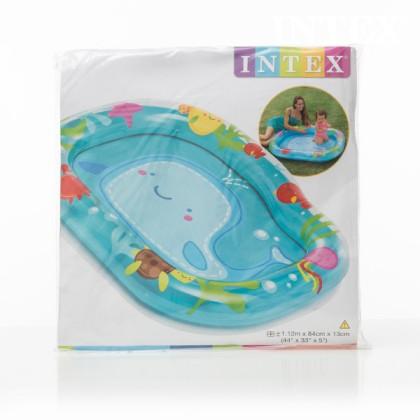 Piscină Gonflabilă Balenă Intex