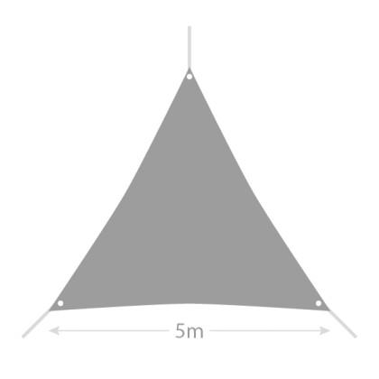 Pavilion pentru Umbră Triunghiular (5 metri)
