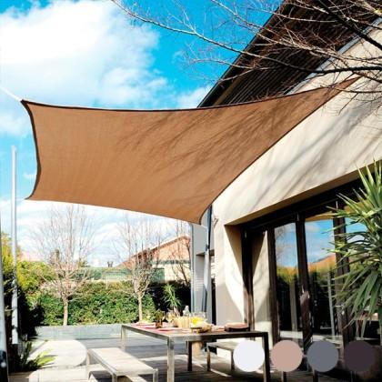 Pavilion pentru Umbră Pătrat (5 metri)