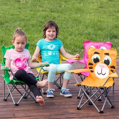 Scaun Pliabil pentru Copii Animale