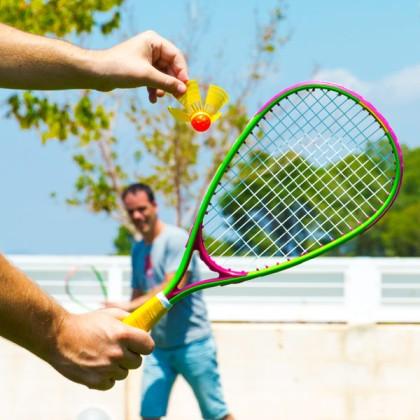 Joc de Badminton (6 piese)
