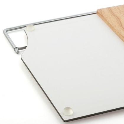 Tablă de Bucătărie cu Tăietor pentru Brânzeturi
