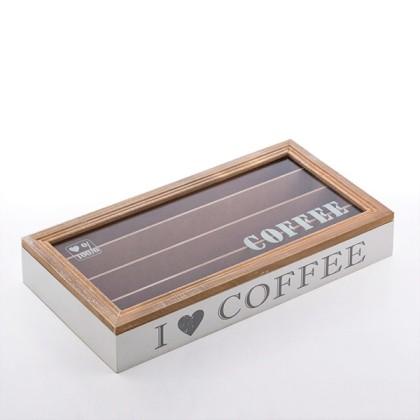 Cutie Vintage pentru Capsule de Cafea