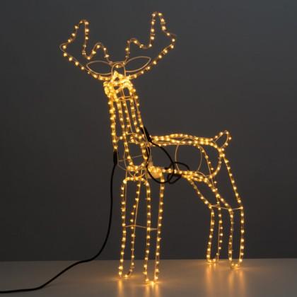 Ren de Crăciun (360 LED-uri)