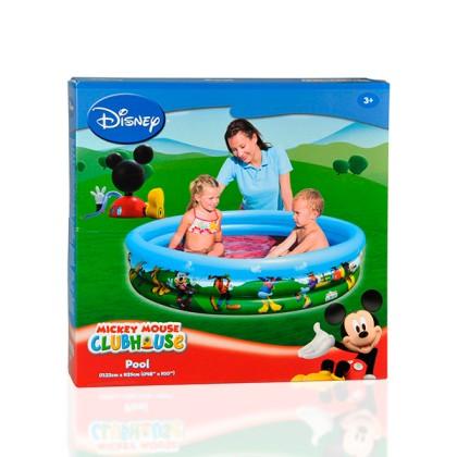 Piscină Gonflabilă Mickey Mouse Club House