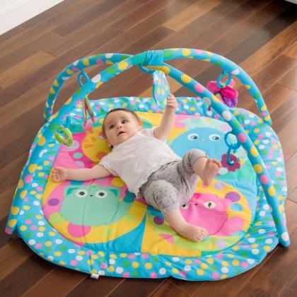 Pătura cu Activităţi pentru Bebeluşi