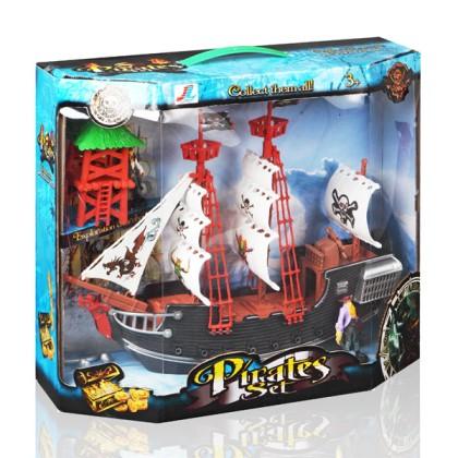 Barcă de Pirați