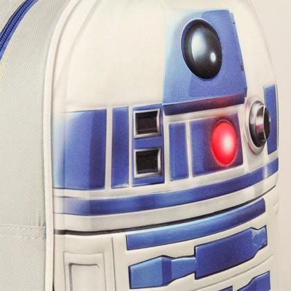 Ghiozdan 3D Stars Wars R2D2