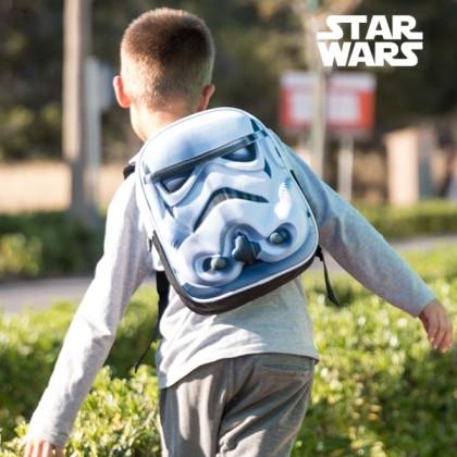 Ghiozdan 3D Stars Wars Stormtrooper