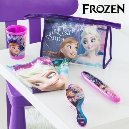 Trusă de Toaletă Frozen (4 piese)