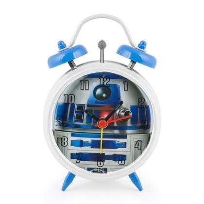 Ceas Deşteptător cu Secundar Star Wars