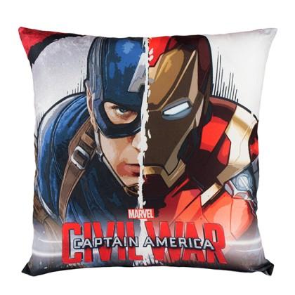 Set de Pătură și Pernă Captain America