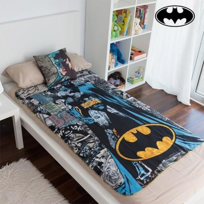 Set de Pătură și Pernă Batman