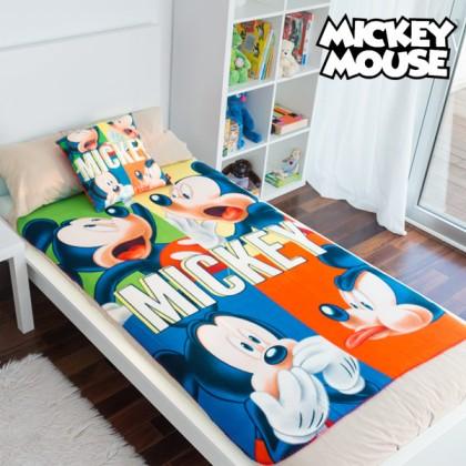 Set de Pătură şi Pernă Mickey