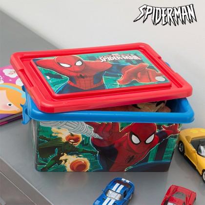 Organizator de Jucării Spiderman  (32 x 23 cm)