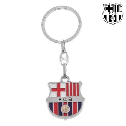 Breloc Argintiu F.C. Barcelona