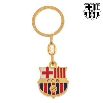 Breloc Auriu F.C. Barcelona