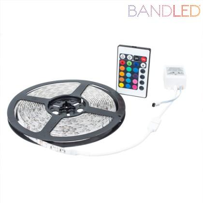 Bandă Multicolorată cu LED BandLed