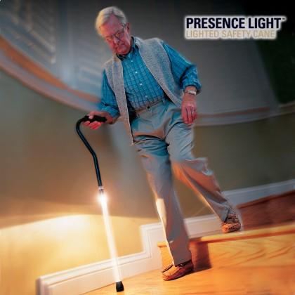 Baston Luminos Presence Light