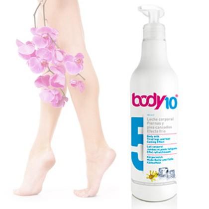 Crema Body10 pentru Picioare & Tălpi Obosite