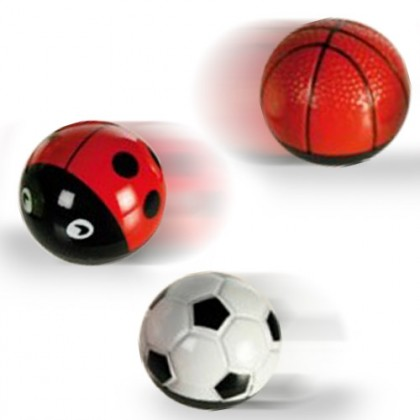 Bilă Metalică cu Frecare Ball & Bug