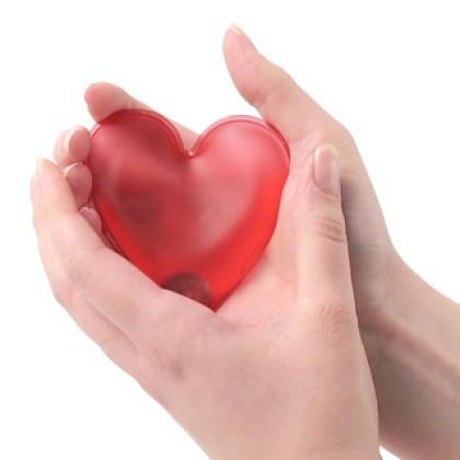 Încălzitor de Mâini Inimă