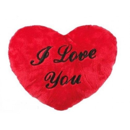 Inimă de Pluș I love You 35 cm