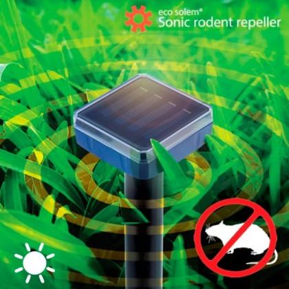 Eco Solem Dispozitiv Anti Șoareci Solar