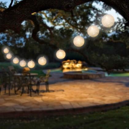 Ghirlanda Decorativă cu LED