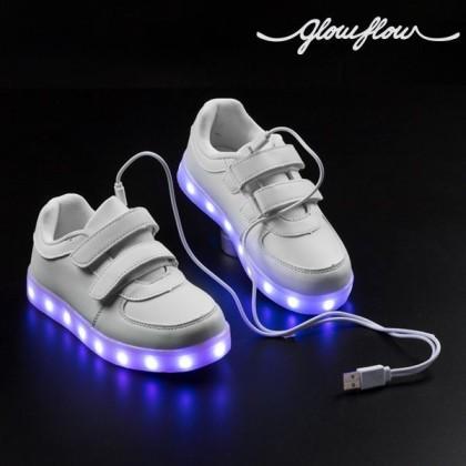 Pantofi Sport  Cu Led Pentru Copii Glowflow Kids
