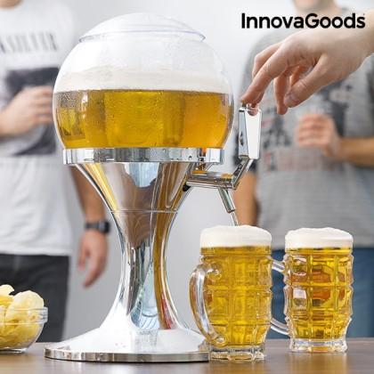 Dozator de Bere InnovaGoods Ball beer.