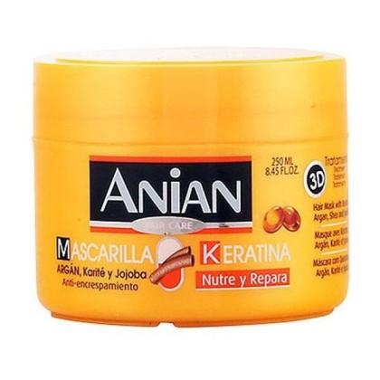 Anian - Mască Capilară Reparatoare Anian Keratina 250 ml.