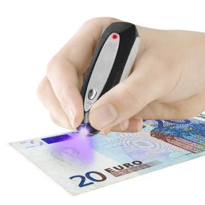 Detector Bancnote False Banknote Check