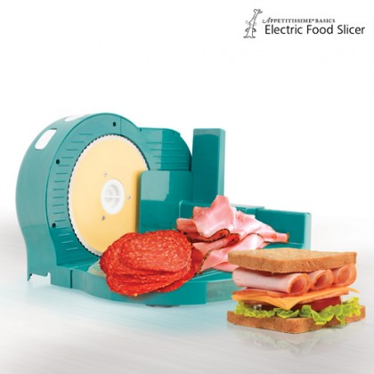 Aparat de Tăiat Carne Electric Food Slicer