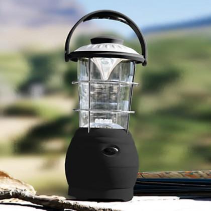 Lanternă Camping cu Dinam (12 LEDuri)