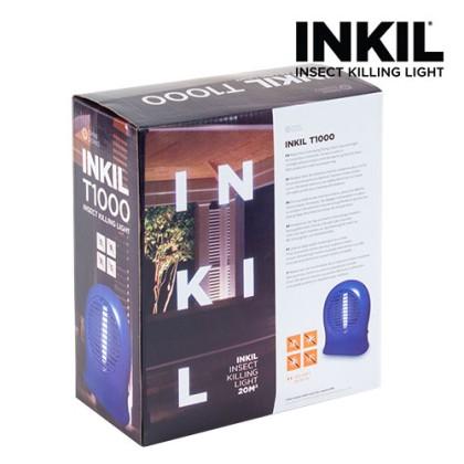 Aparat Antiinsecte cu Lumină UV Inkil T1000 Fly Killer