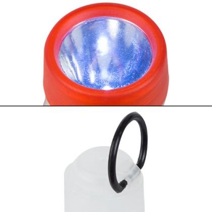 Lanternă LED cu Cap Colorat