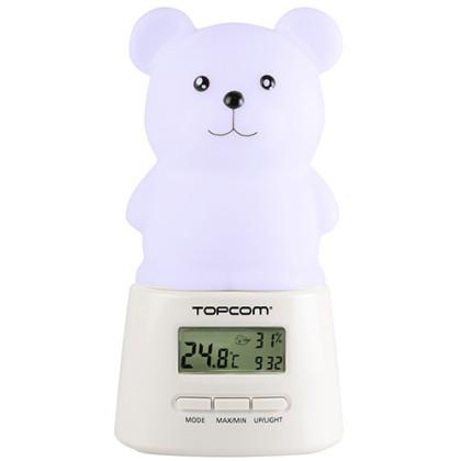 Lampa cu LED pentru Copii cu Ceas TopCom KL4330