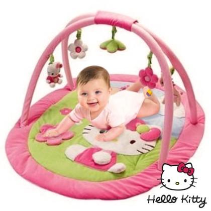 Pătură Activități Hello Kitty