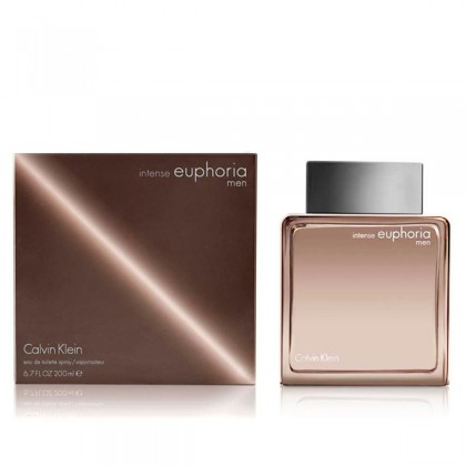 Calvin Klein - EUPHORIA MEN INTENSE edt vapo 100 ml