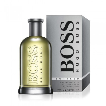 Hugo Boss-boss - BOSS BOTTLED edt vapo 200 ml