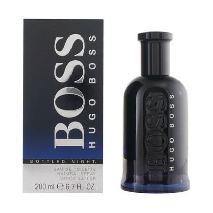 BOSS BOTTLED NIGHT edt vaporizador 200 ml