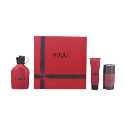 Hugo Boss-boss - HUGO RED LOTE 3 pz