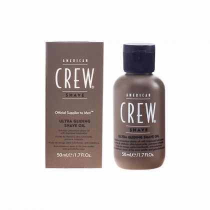 American Crew - LUBRICATING SHAVE OIL 50 ml
