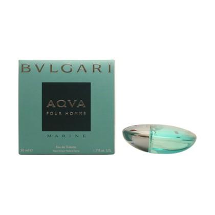 Bvlgari - AQVA HOMME MARINE edt vaporizador 50 ml