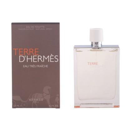 TERRE D'HERMES EAU TRES FRAICHE edt vaporizador 125 ml