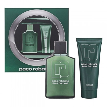 Paco Rabanne - PACO RABANNE HOMME LOTE 2 pz