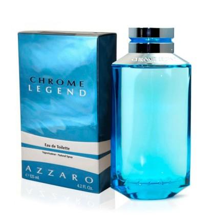 Azzaro - CHROME LEGEND edt vapo 125 ml